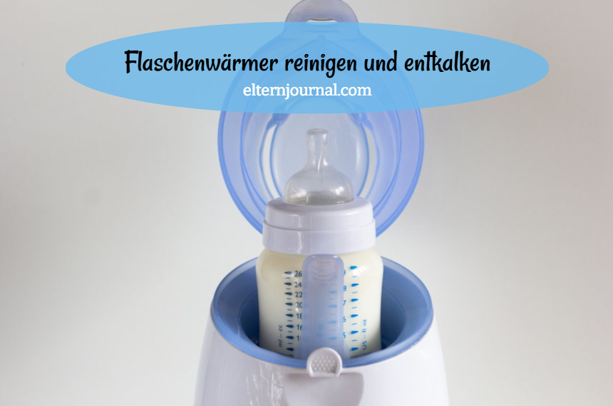 Babykostwärmer & Flaschenwärmer reinigen & entkalken